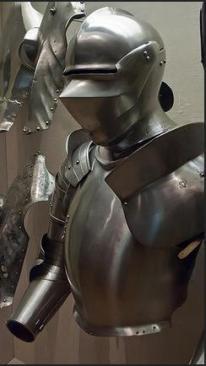 Armatura Italiana conservata a Philadephia5